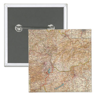 5960 Czechoslovakia, Hungary 15 Cm Square Badge