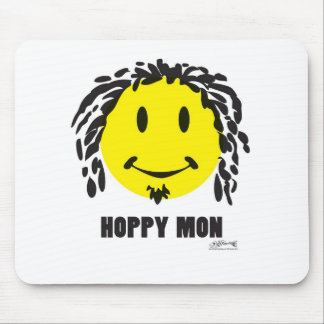 59 HOPPY MON jpg Mousepads