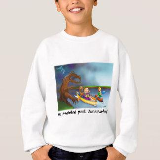 59_Jurrasic_Bark Sweatshirt