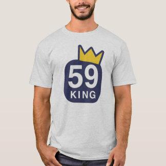 59 King T-Shirt (Ash)