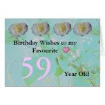 59th Birthday Cards