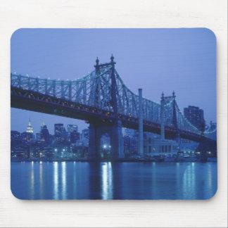 59th Street Bridge, New York, USA Mouse Pad