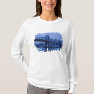 59th Street Bridge, New York, USA T-Shirt