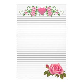 Lined Letter Paper  Lined Letter Paper