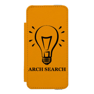 5/5s Arch Search marries iPhone Incipio Watson™ iPhone 5 Wallet Case