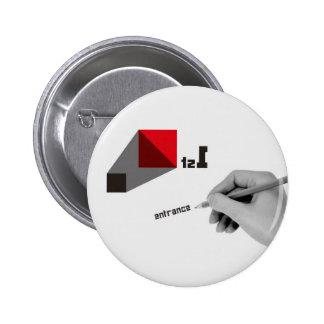 5.7cm Can batch [Russian Avant-gardee] 6 Cm Round Badge