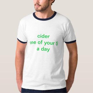 5 a day cider T-Shirt