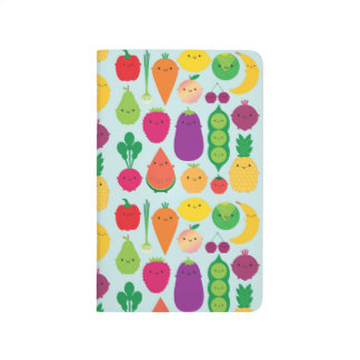 5 A Day Fruit & Vegetables Journals