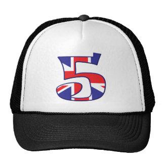 5 Age UK Cap