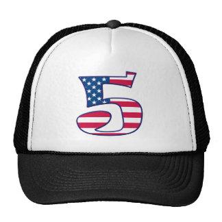 5 Age USA Cap