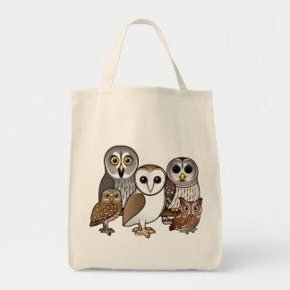 5 Birdorable Owls