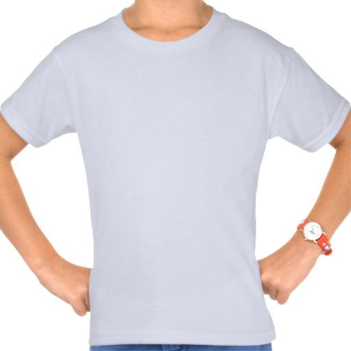 5 Birthday Girl Shamrock Number Custom Name V07H Tshirts
