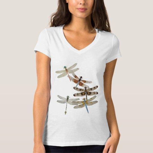 5 Dragonflies Women's Apparel T-Shirt