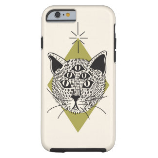 5-Eyed Cat iPhone 6/6s Case