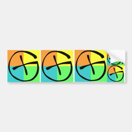 5 in 1 Geocache Stickers