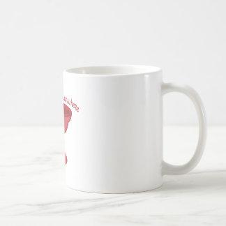 5 OClock Somewhere Basic White Mug