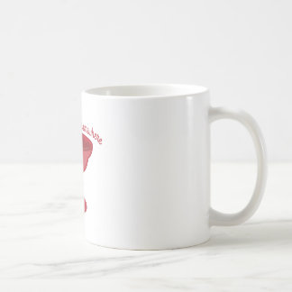 5 OClock Somewhere Classic White Coffee Mug