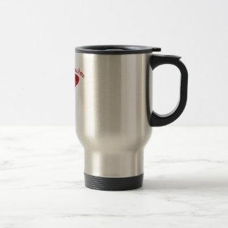 5 OClock Somewhere Stainless Steel Travel Mug
