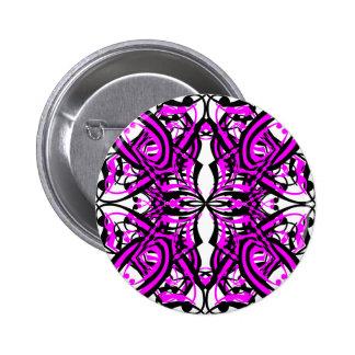 5 Pink Alternate Transparent Button