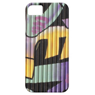 5 Pointz Graffiti Print II Barely There iPhone 5 Case