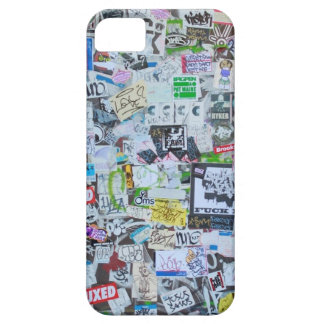 5 Pointz Graffiti Print III iPhone 5 Covers