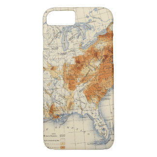 5 Population 1820 iPhone 8/7 Case