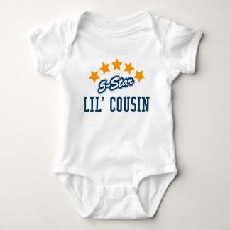 5-Star Little Cousin t-shirts