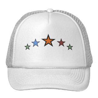 5-Stars Trucker Hat