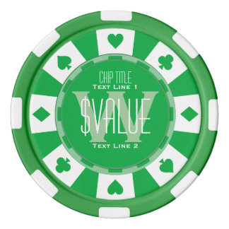 5 Ways to Personalize Your Classic Poker Chip Poker Chip Set