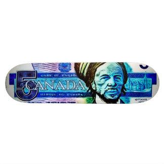 5 Wood Jamaican Graffiti Trick Deck Skate Board Decks
