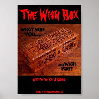 "5""x7"" Poster - The Wish Box"
