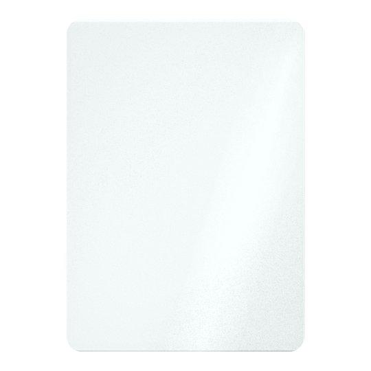 Pearl Shimmer 12.7 cm x 17.8 cm, Standard white envelopes included