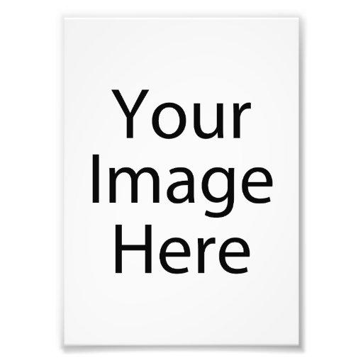 5 x 7 Satin Photo Print (Kodak Professional)