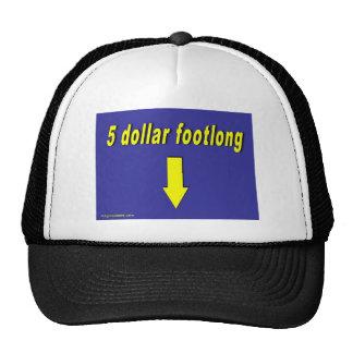 5dollar mesh hat