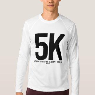 5K Mileage Conversion -  .png T-Shirt