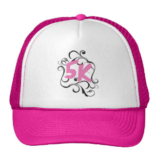 5k Runner or Walker Cap