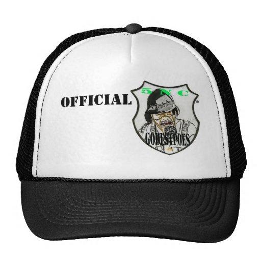5nc godestpoes, OFFICIAL Trucker Hat