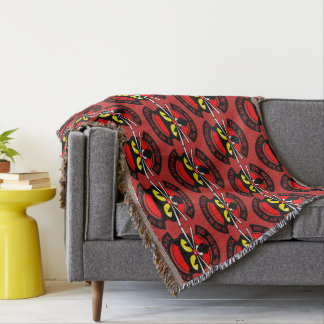 5RS Blackcats Throw Blanket