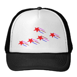 5STAR REDstars Artistic FASHION Sparkle T-Shirts Cap