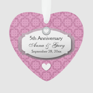 5th Anniversary Wedding Anniversary Z21