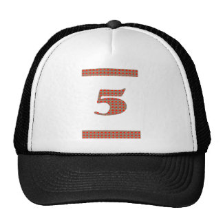 5th BIRTHDAY 5th ANNIVERSARY 5th Special OCCASION Trucker Hat