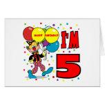 5th Birthday Clown Birthday