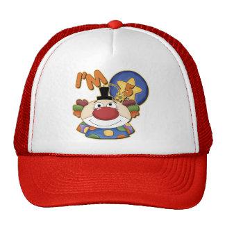 5th Birthday Clown Birthday Hat