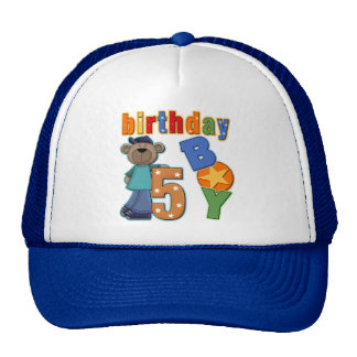 5th Birthday Gift Cap
