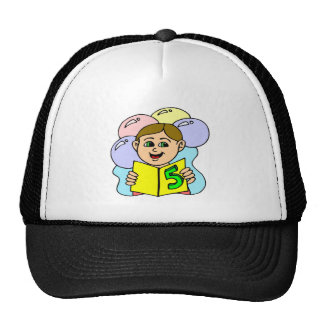 5th Birthday Hat