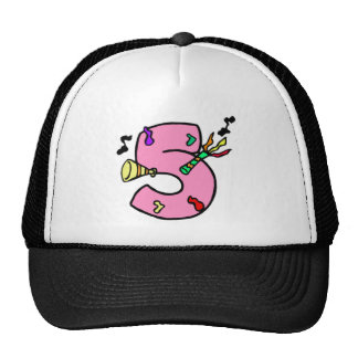 5th Birthday Party Gifts Cap