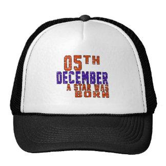 5th December a star was born Trucker Hat