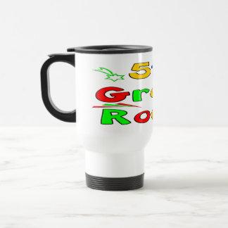 5th Grade Rocks Mug