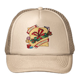 5th Happy Birthday Gifts Hat