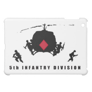 5th INFANTRY DIVISION iPad Mini Cover